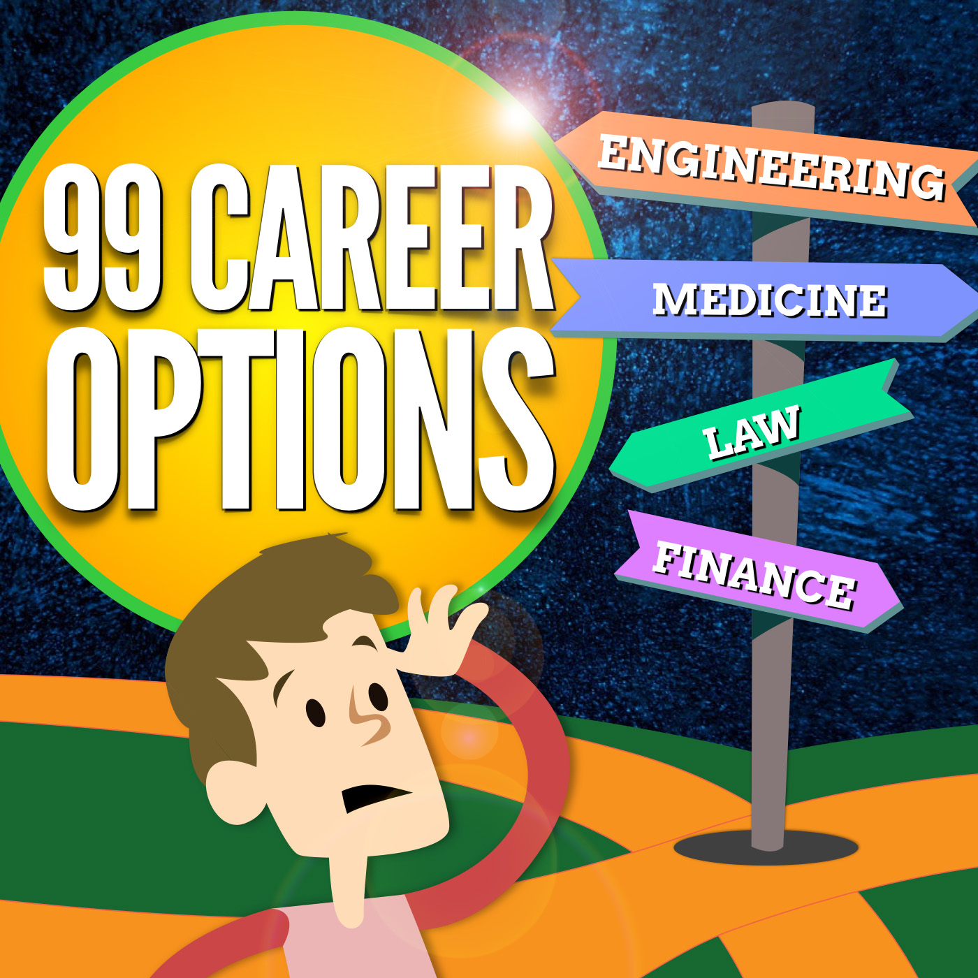 99 Career Options